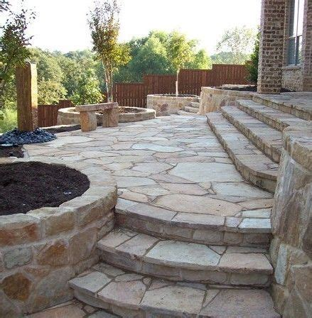 stone slate for backyard 17 best images about patio pictures on pinterest fire