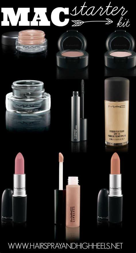 hair and makeup kit makeup starter kit mac sheego beauty und kosmetik