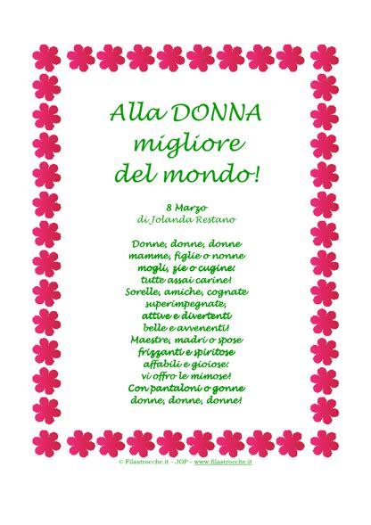 festa della donna fiore idea regalo festa della donna poesia in cornice fiori