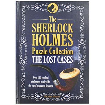 brain sherlock puzzles books the sherlock puzzle collection by tim dedopulos