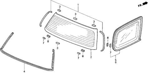 automobile air conditioning repair 1998 honda odyssey windshield wipe control rear windshield for 1995 honda odyssey