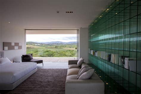 glass bookshelf interior design ideas