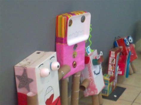 figuras geometricas hechas con material reciclable aprenderemos todos proyecto elaborar figuras geometricas