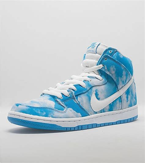 airwalk basketball shoes airwalk the sky with the nike sb dunk high pro clouds