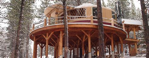 Inexpensive Homes To Build Home Plans by Make A Yurt Your Second Home Rainier Yurts
