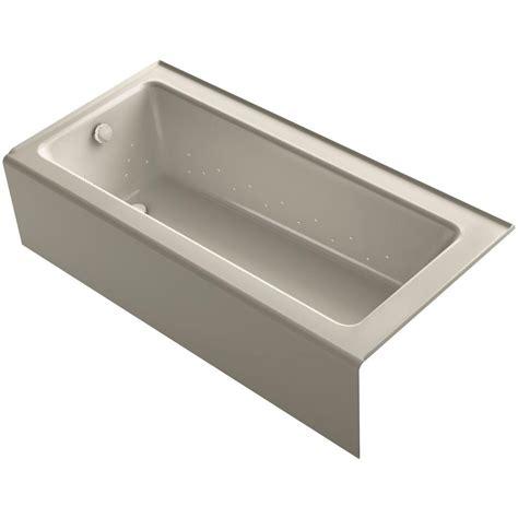 Kohler Walk In Bathtubs by Kohler Bellwether 5 5 Ft Bubblemassage Walk In Whirlpool