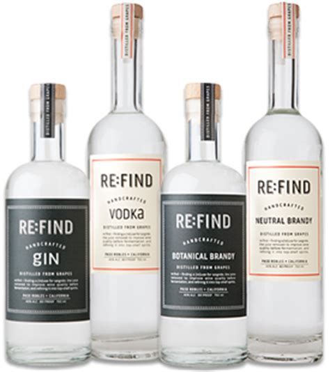 Handcrafted Vodka - the story re find handcrafted spirits gin and vodka