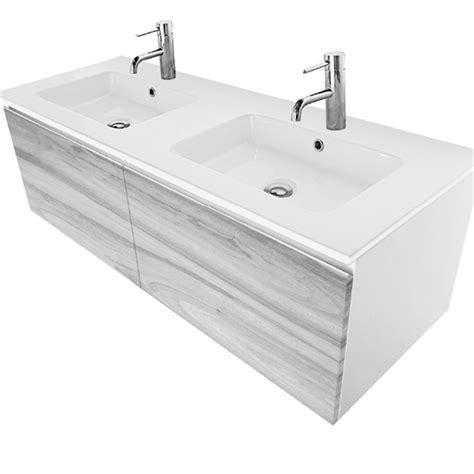 Cibo Vanity by Cibo Design 1200mm Cafe Oak Revive Basin Vanity