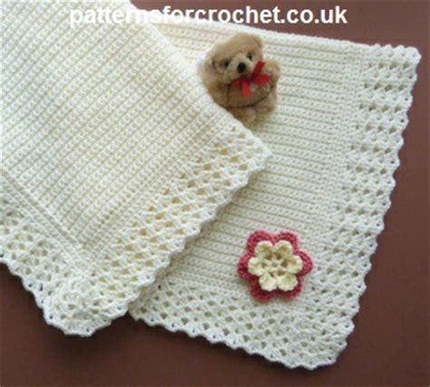 pattern st roller free crochet pattern for pram blanket squareone for