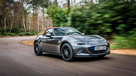 mazda mx 5 z sport limited edition adds style but only in uk