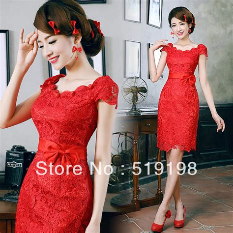 Kalung Fashion Wedding Or Pesta New 7 2013 new fashion wedding dress bridesmaids slim design cheongsam