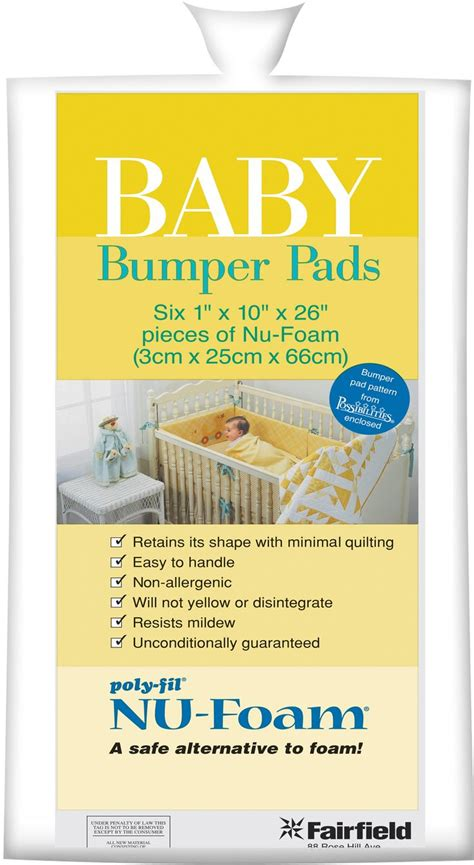 Crib Bumper Pad Safety by A Safety Issue Bumper Pads May Contribute To Crib