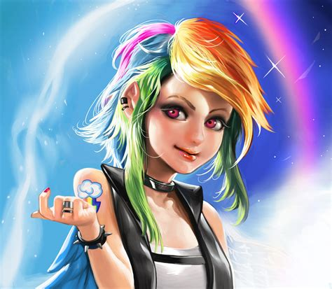 Amima Ziggy Rainbow by Rainbow Dash Fan Club Page 236 Fan Clubs Mlp Forums