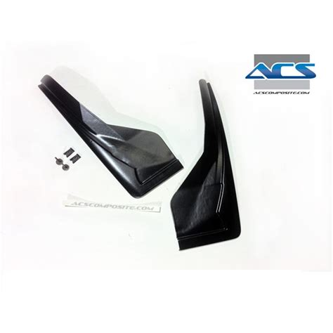 camaro mud flaps acs camaro zl1 style rock guards by for 2010 2011 2012