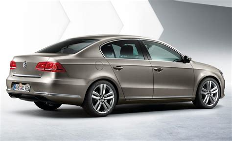 volkswagen passat coupe car and driver