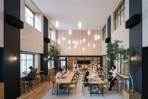 airbnb s tokyo office provides respite from hectic city