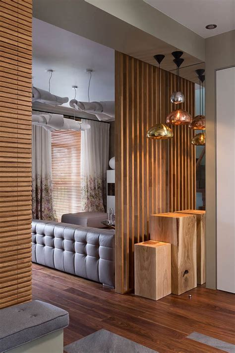 wood divider 25 best ideas about wood slat wall on