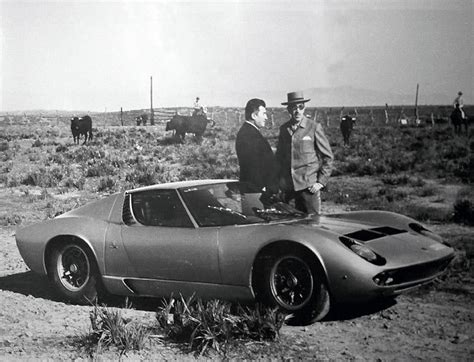 What Are Lamborghinis Named After The Bulls Ferruccio Lamborghini Named The Miura After