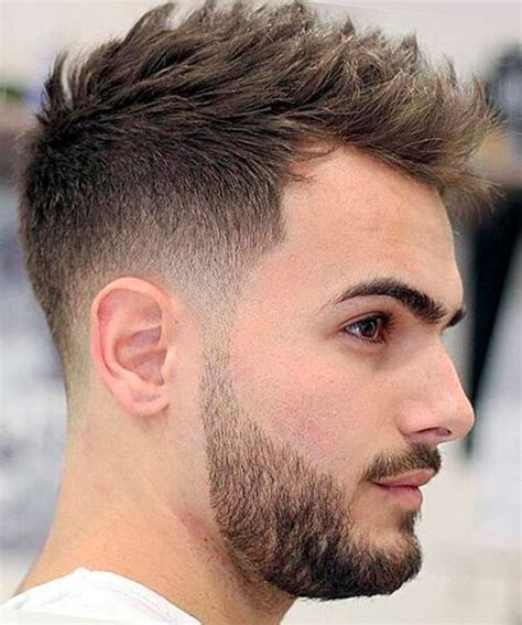 mens hair pics short on crown long in front exceptional short haircuts 2018 for men hair and comb