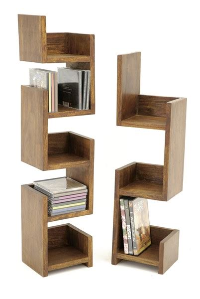 etagere a dvd teck home mobilier