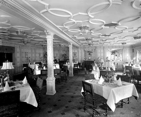 Titanic First Class Dining Room by File First Class Grill Room On The Rms Aquitania Jpg