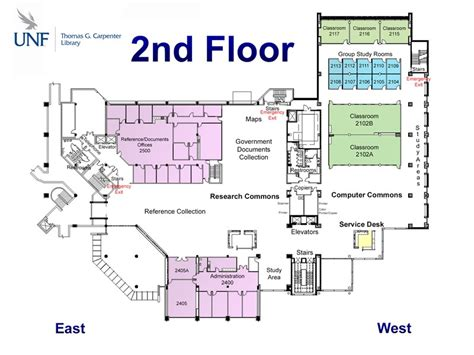 the breakers second and third floors floor plans pinterest three floor third and newport unf thomas g carpenter library general information