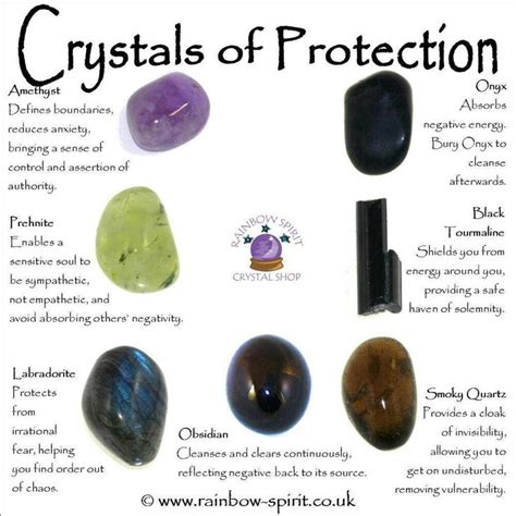 25 best ideas about protection stones on