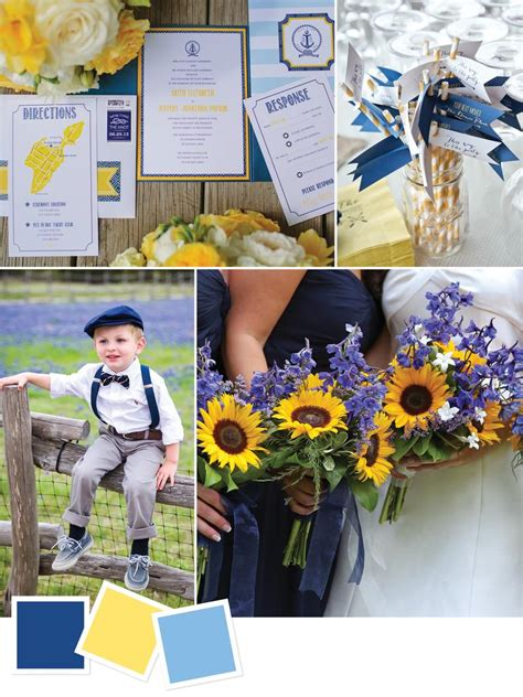 country wedding colors 15 wedding color themes trending now in ahenpon