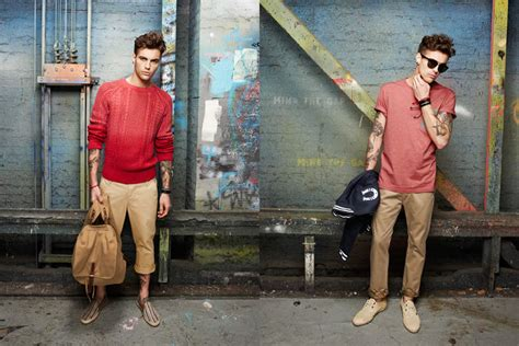 Urban Outfitters Men?s Spring/Summer 2012 Lookbook