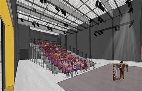 design concept theatre theater arts relocation building w97