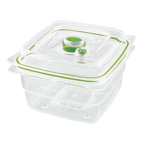 vacuum storage container foodsaver 174 fresh food storage container 1 2l vacuum