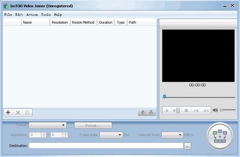 imtoo video joiner free download full version wmv joiner serial