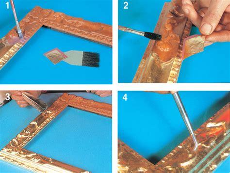 restauro cornici dorate restaurare una cornice dorata bricoportale fai da te e