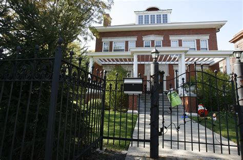 obama home what next for obamas kenwood home chicago tribune
