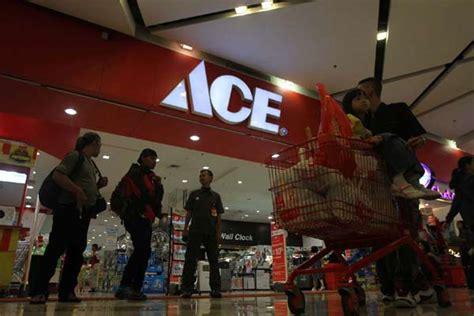 ace hardware margonda raya target penjualan 2017 peritel genjot gerai baru promosi