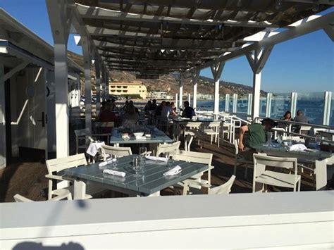 pier restaurant malibu pier restaurant deck picture of malibu pier