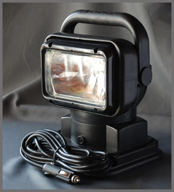 Ujs High Brightness Searchlight hid xenon remote searchlight dme solutions