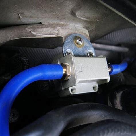 Unterdruckschlauch Auto by 5m Silikonschlauch Unterdruckschlauch Auto Turbo K 252 Hlung
