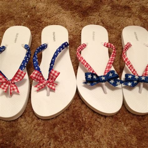 ideas for flip flop craft projects ribbon flip flops craft ideas