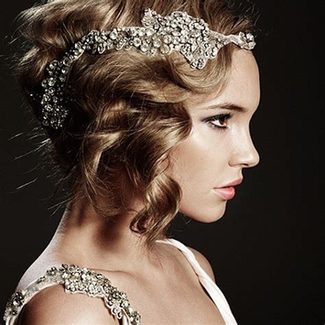 great gatsby hairstyles for hair gatsby inspired hair accessories