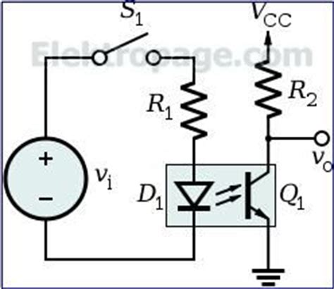 optocoupler diode symbol optocouplers optocouplers information optocoupler opto isolator functions definition and more