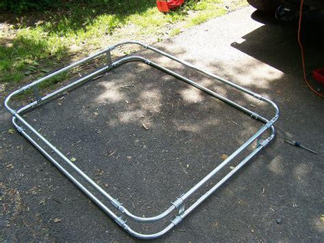 homemade roof rack basket homemade roof rack without welding jeep cherokee forum