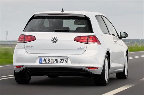 volkswagen golf tsi new volkswagen golf 1 0 tsi rolls out in europe