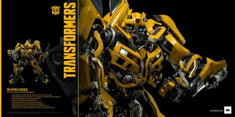 T Shirt Transformers A O E 01 3a threezero x transformers bumblebee figure toywiz and