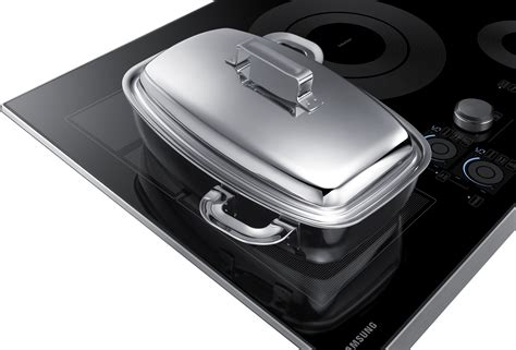 induction cooktop samsung nz30k7880us samsung 30 quot induction cooktop wifi and