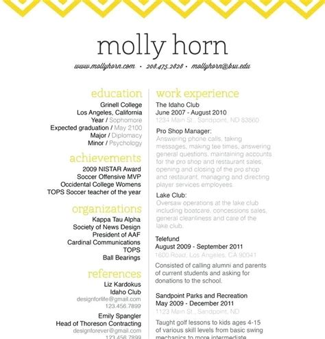 Sorority Resume Template by Sorority Recruitment Resume Template Sle Sorority
