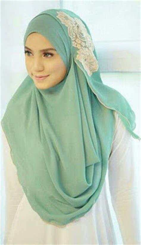 Gamis Syar I Ns 09 C Biru 1 10 inspirasi gaun pengantin muslimah syar i inspirasi