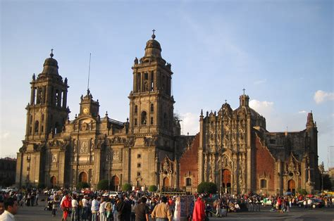 Beautiful Largest Catholic Church In Usa #5: Zocalo_cathedral.jpg