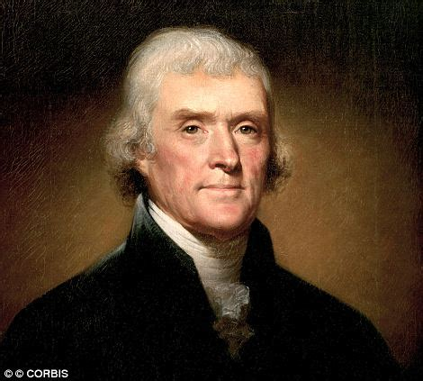 Stepping back in time with the help of google thomas jefferson s