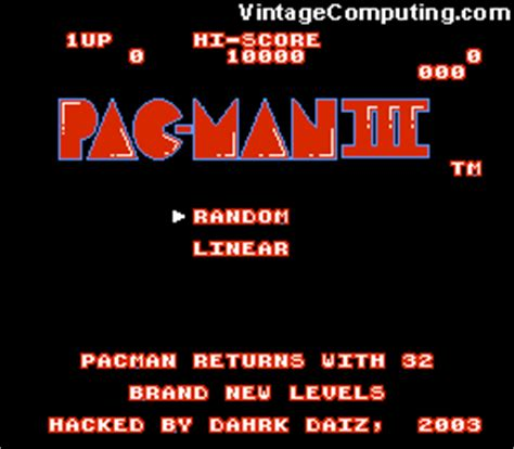 pacman hack vc g 187 hacksterpiece theatre the lost hacks of